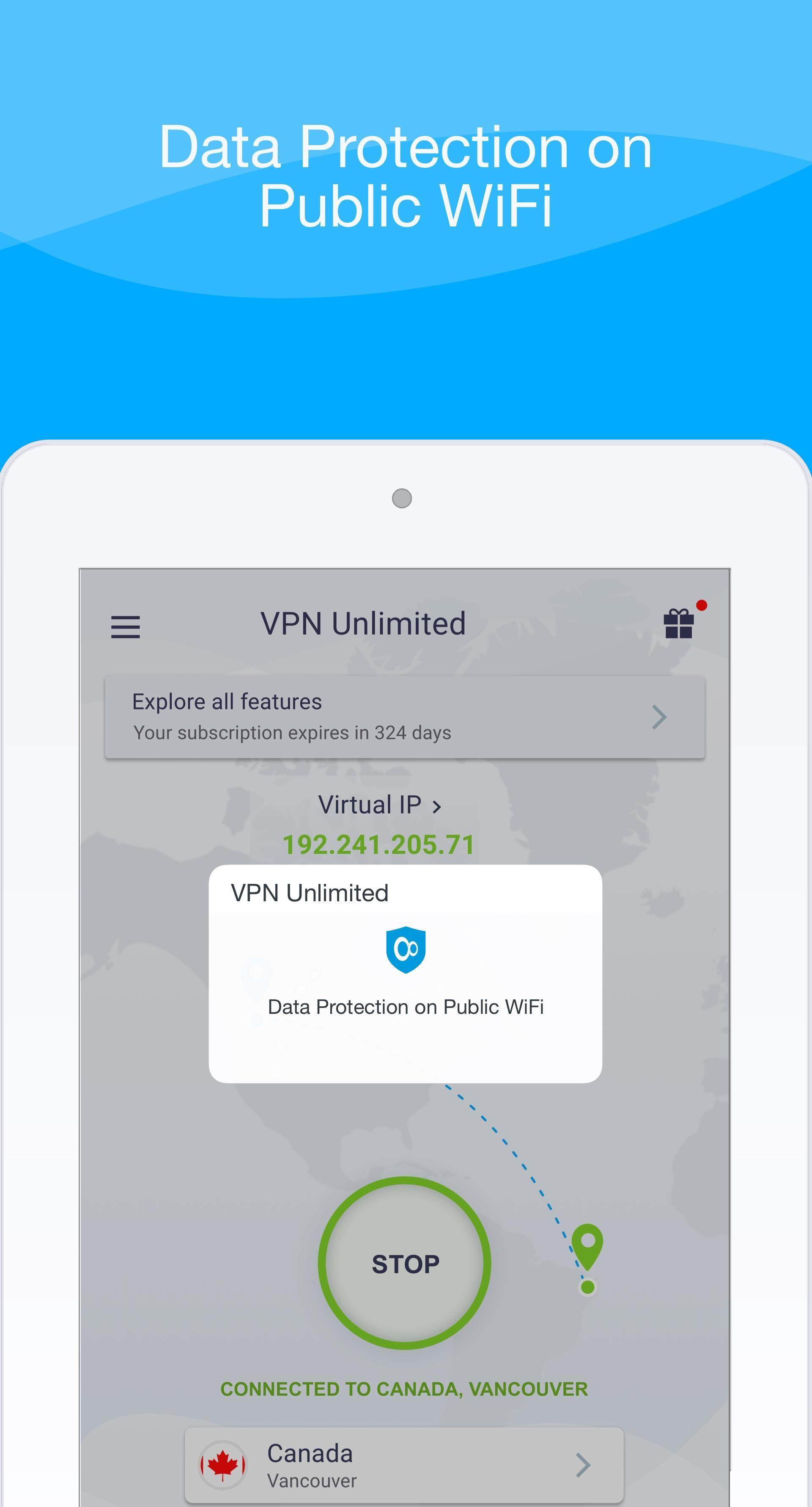 KeepSolid VPN Unlimited | Free VPN for Android for Android - APK