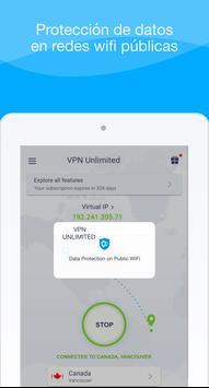 VPN Unlimited captura de pantalla 20