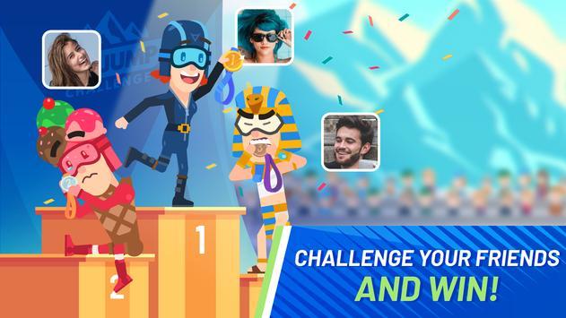 Ski Jump Challenge screenshot 2