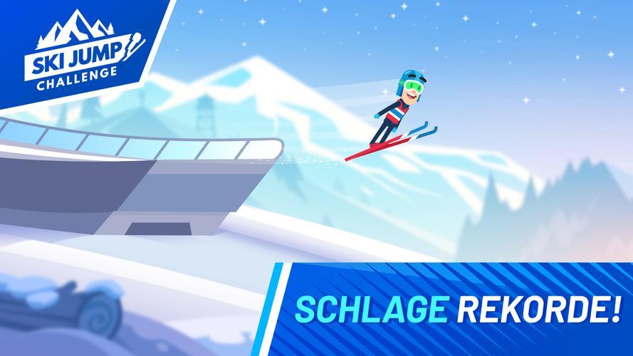 Skispringen Spiele Kostenlos