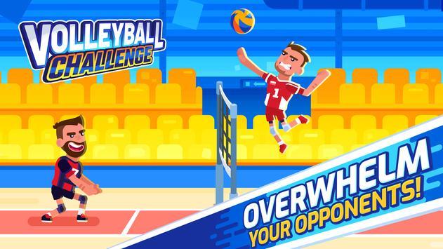 Volleyball Challenge screenshot 10