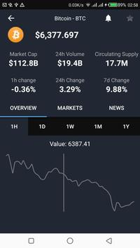 CryptoMania screenshot 1