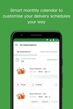 SimpliSubscribe - Milk & grocery delivered daily screenshot 2