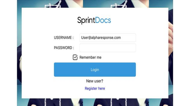 SprintDocs screenshot 5