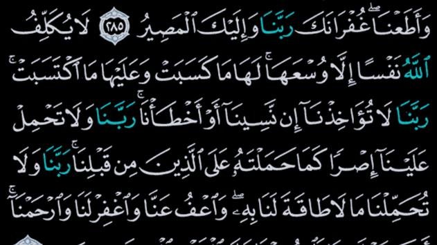 القرآن الكريم capture d'écran 3