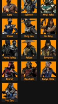 MK11 Fatalities Guide screenshot 1