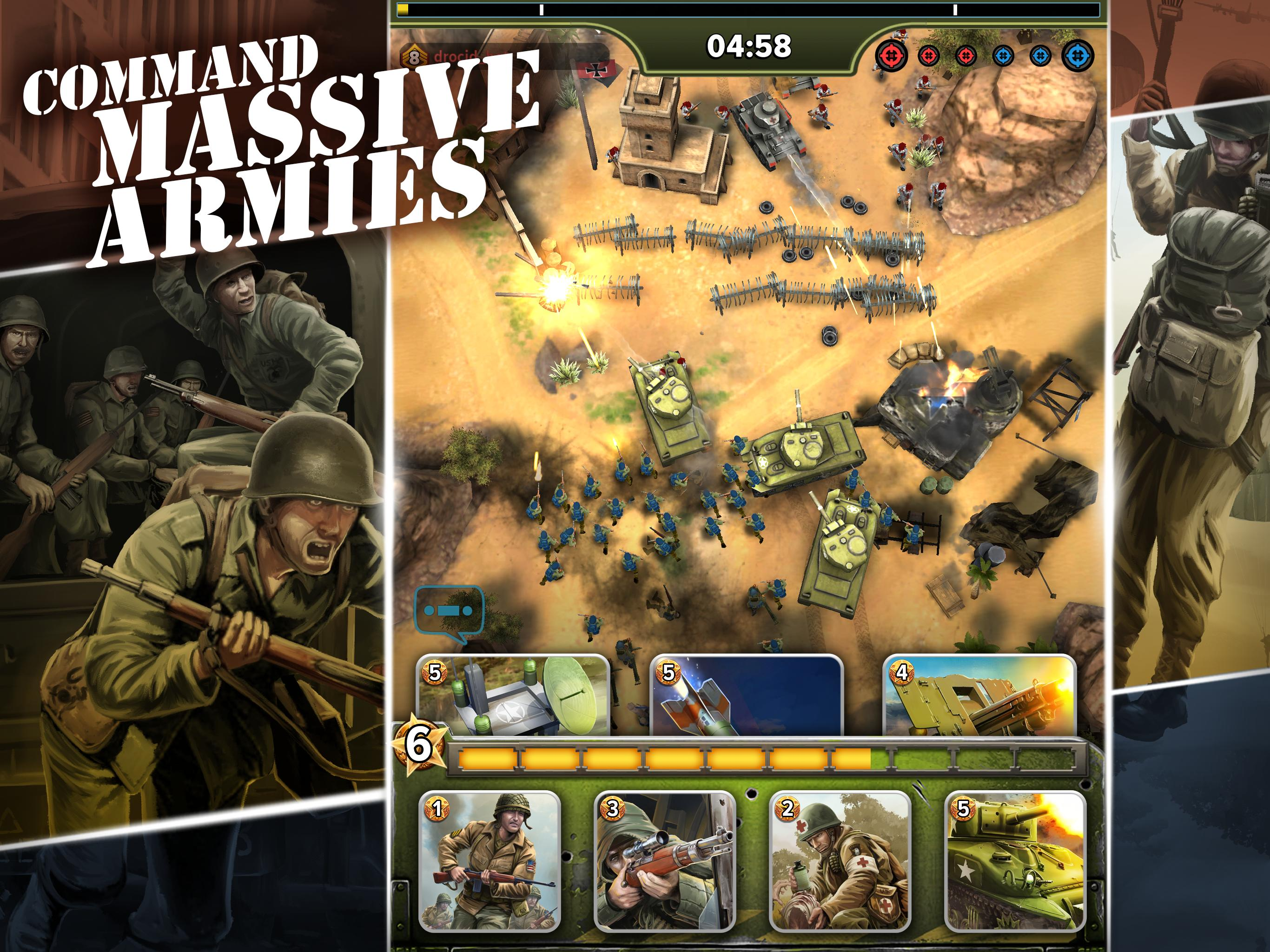 SIEGE: World War II for Android - APK Download