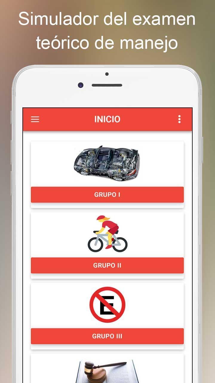 Simulacro examen teorico de conduccion colombia