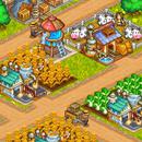 Steam Town: Farm & Battle, addictive RPG game aplikacja