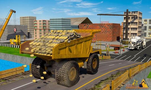 City Construction Excavator Simulator screenshot 3