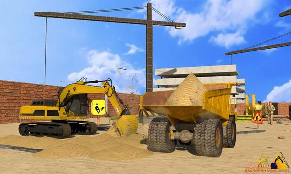 City Construction Excavator Simulator screenshot 1