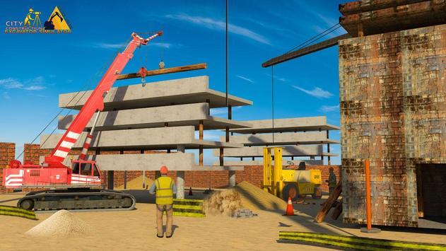 City Construction Excavator Simulator screenshot 2