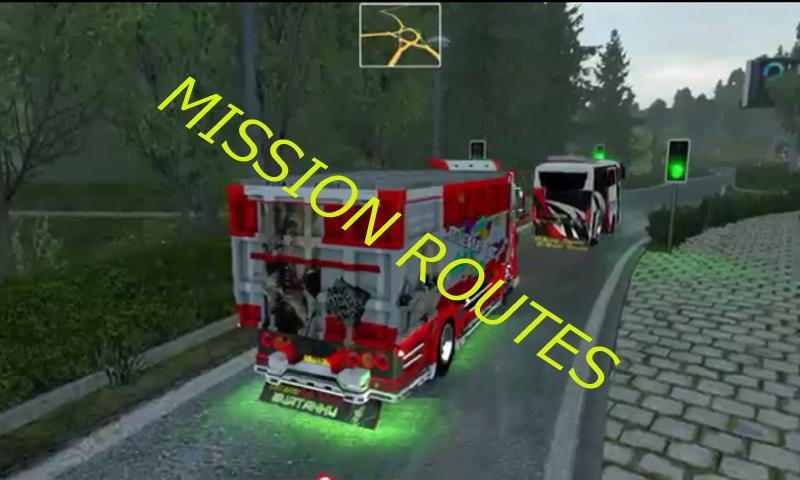 Download gemes Simulator Truck Canter
