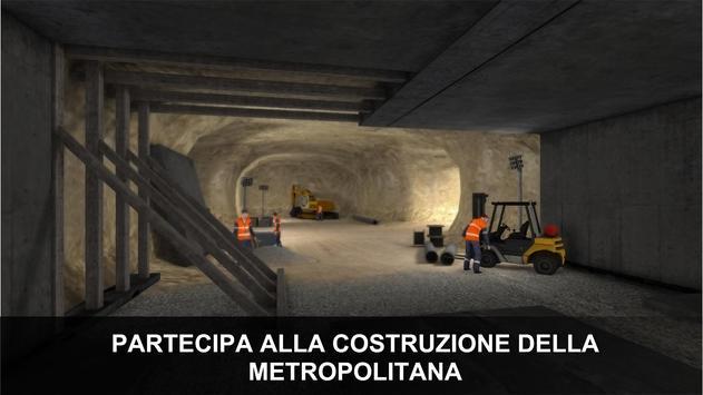 4 Schermata Subway Simulator 3D