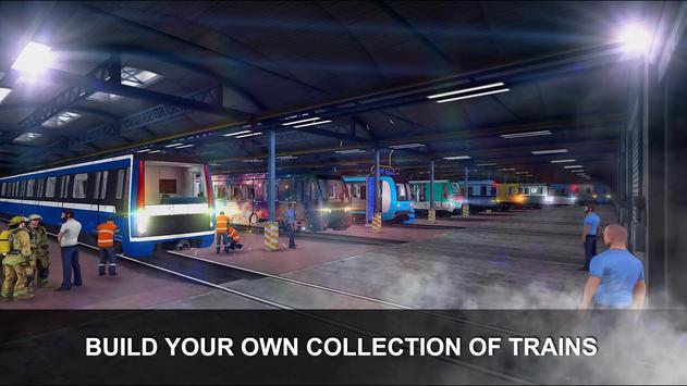 Симулятор Метро 3D скриншот 2