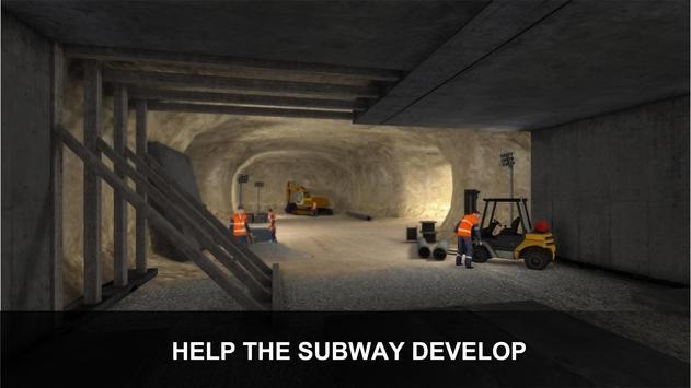 Симулятор Метро 3D скриншот 4