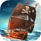 Pirate Ship Sim 3D - Royale Sea Battle