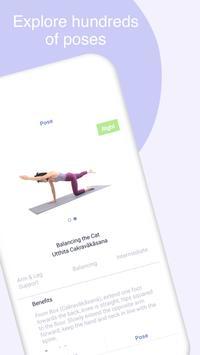 Flow Yoga Ekran Görüntüsü 5