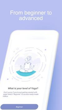 Flow Yoga Ekran Görüntüsü 1