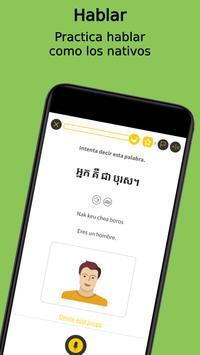 Aprende Simplemente Camboyano captura de pantalla 7