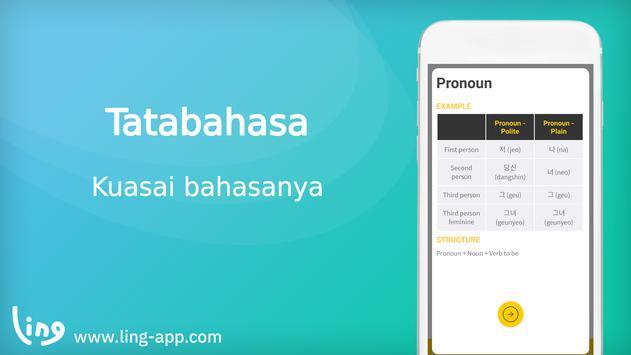 Belajar Bahasa Korea dengan Master Ling screenshot 2