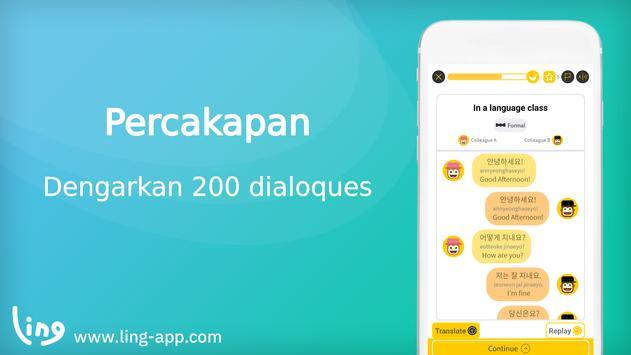 Belajar Bahasa Korea dengan Master Ling screenshot 4