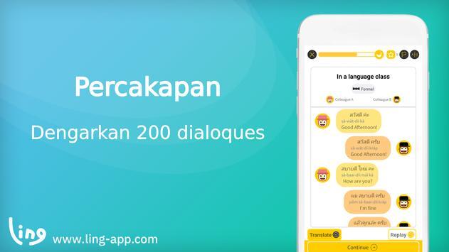 Belajar Bahasa Thailand dengan Master Ling screenshot 4
