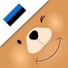 エストニア語のボキャブラリーを構築 & 学習 - Vocly アイコン
