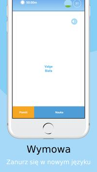 Naucz się Język estoński słów za pomocą Vocly screenshot 1