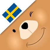 Icona Impara le parole di Svedese con Vocly
