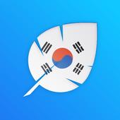 Write Korean: Learn to Write Korean Alphabet icon