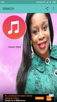 best songs of sinach poster