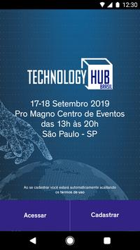 Tech Hub IOT 2019 poster