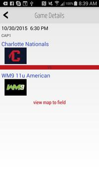 NC USSSA screenshot 4