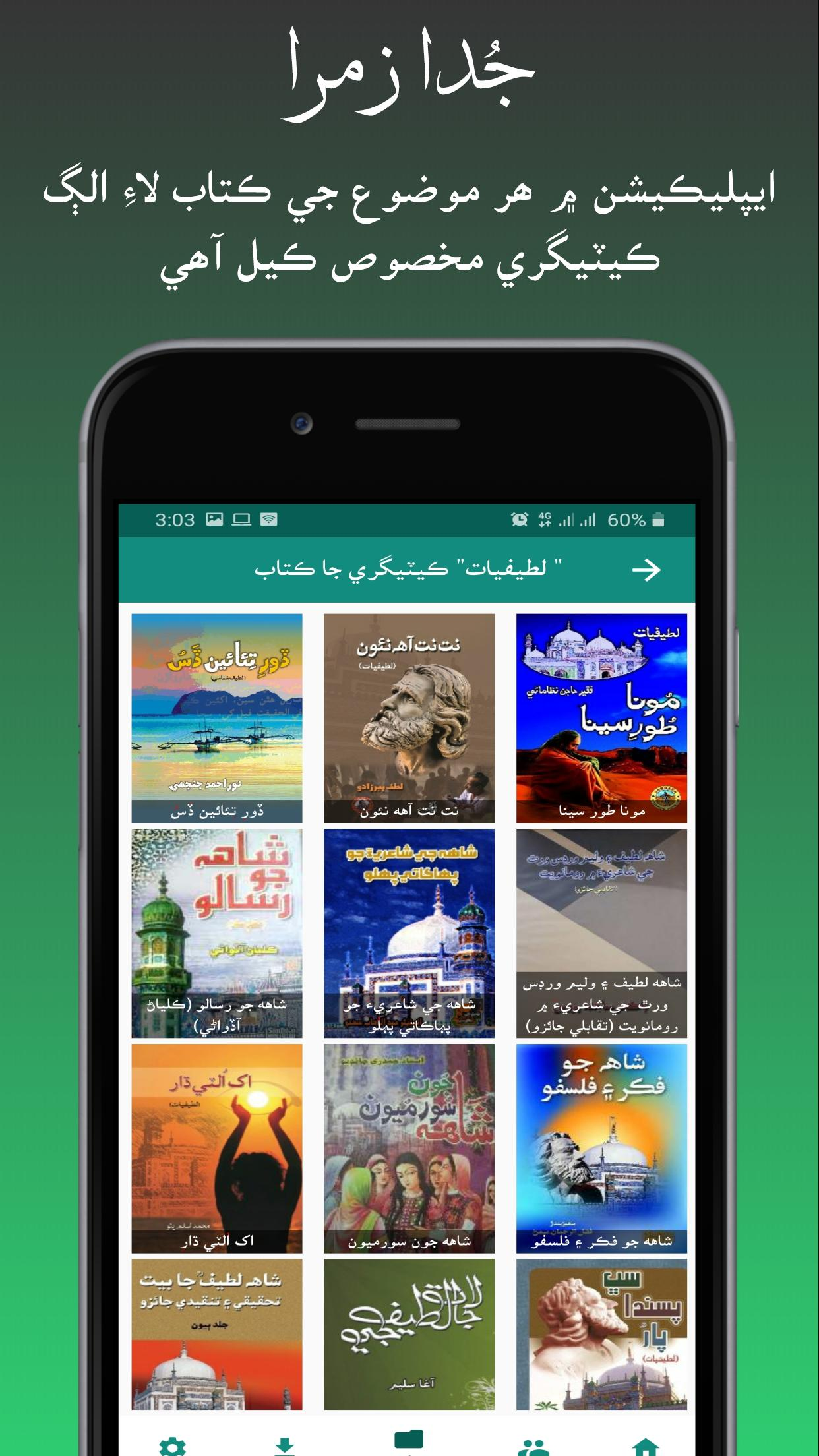 Sindhsalamat Kitab Ghar poster