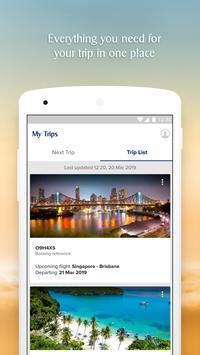 Singapore Airlines (Beta) screenshot 3