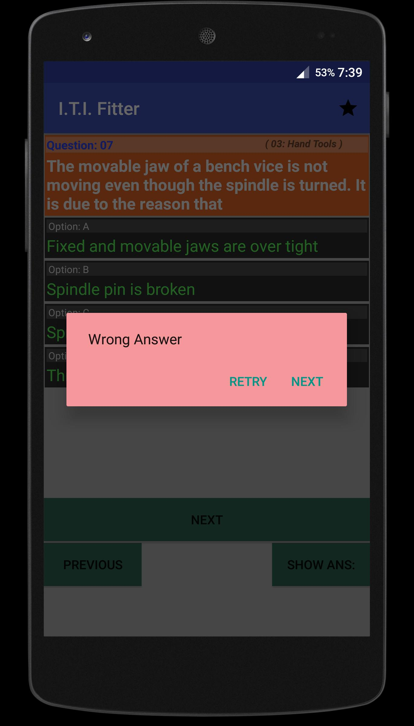 I T I Fitter for Android - APK Download
