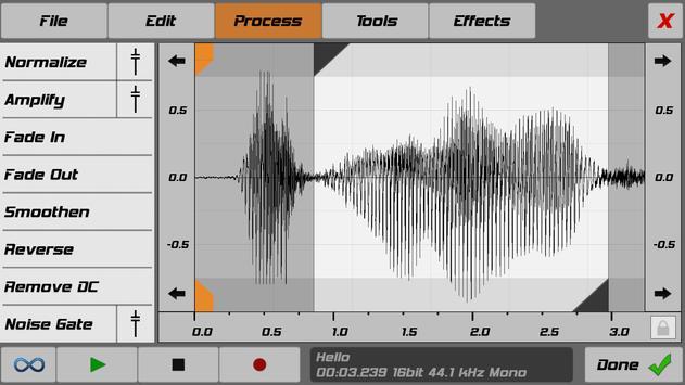 Caustic Editor for VolcaSample ảnh chụp màn hình 7