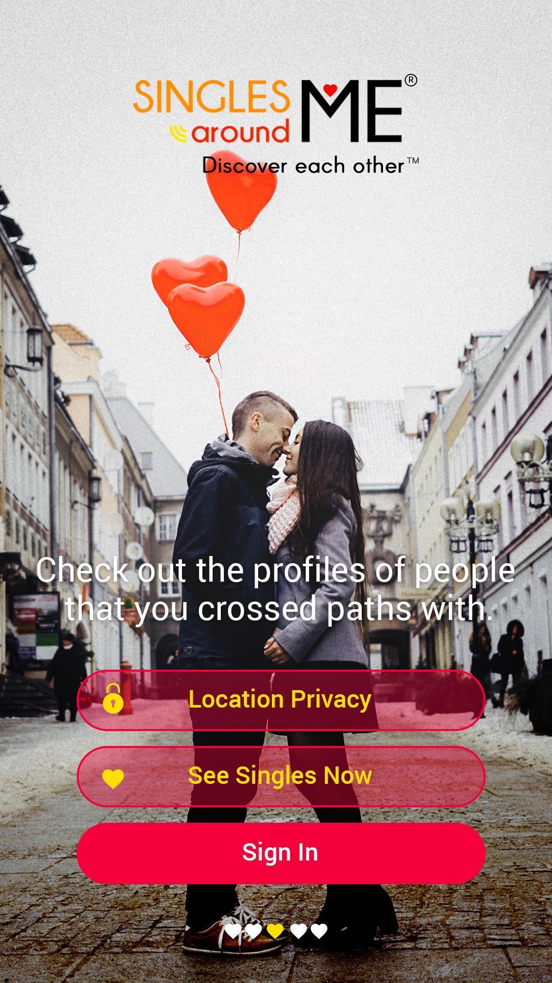 gps dating app)