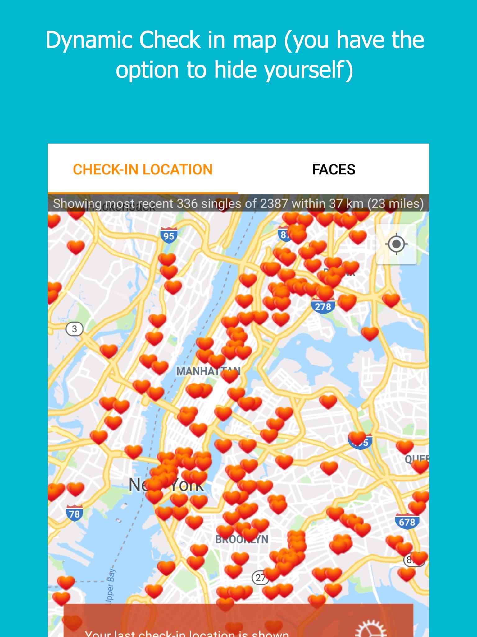 Brooklyn dating App