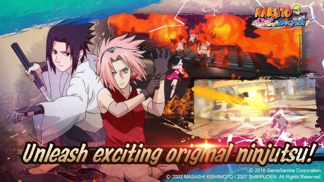 Naruto: Slugfest imagem de tela 1