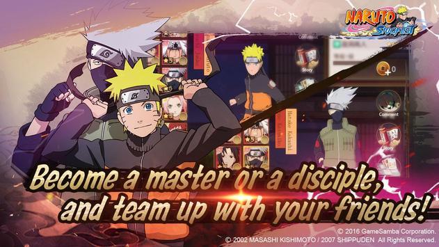Naruto: Slugfest ảnh chụp màn hình 3