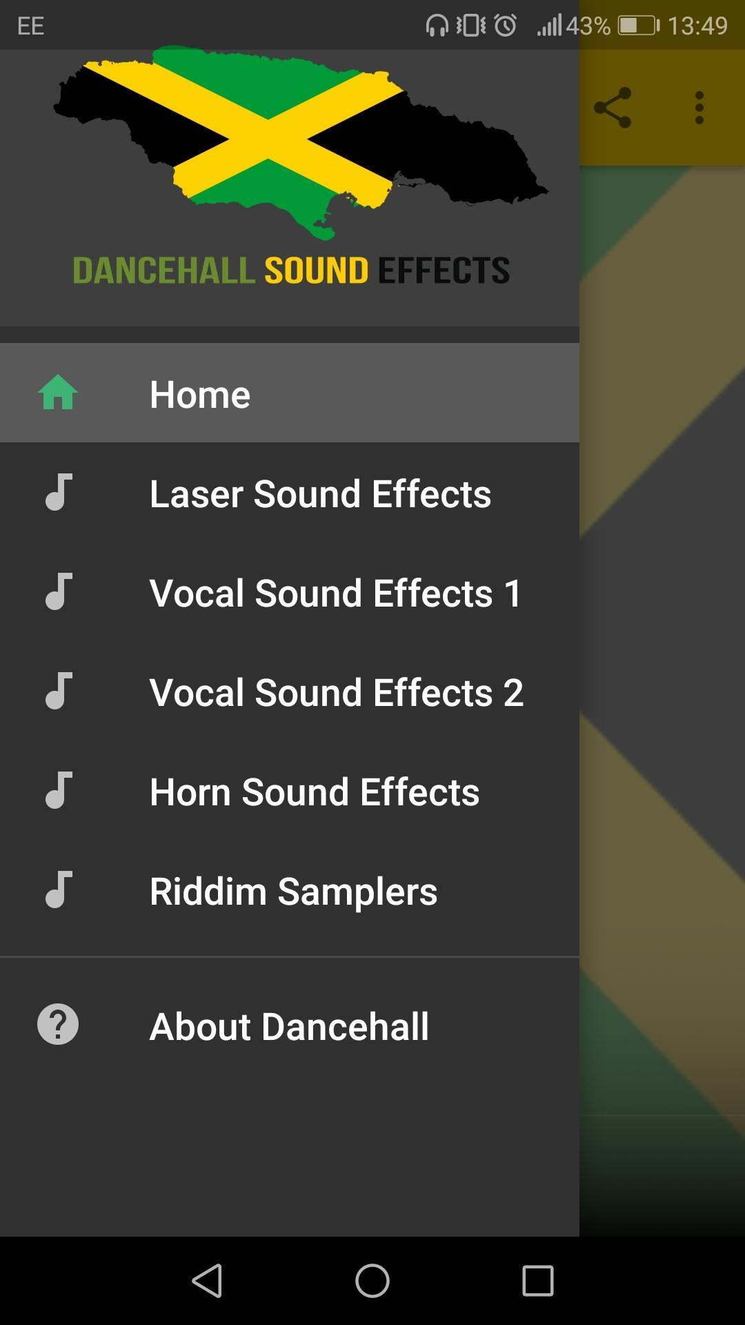🎵Dancehall Sound Effects for Android - APK Download