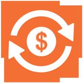 실시간 환율정보 icon