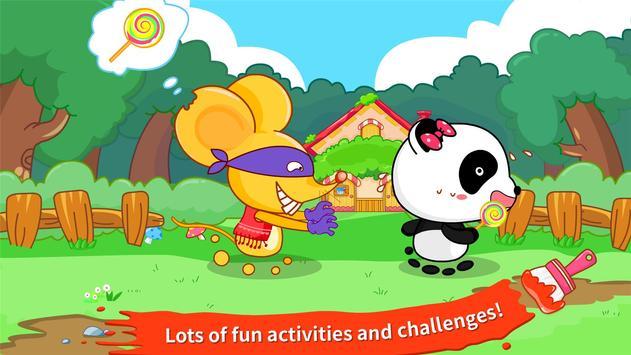 Baby Panda's Color Mixing Studio screenshot 3