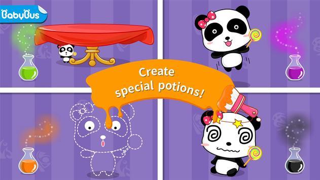 Baby Panda's Color Mixing Studio screenshot 5