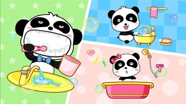 Baby Panda's Daily Life screenshot 3