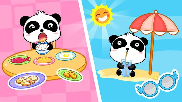 Baby Panda's Daily Life screenshot 1