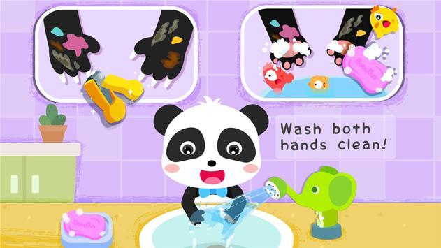 Kebiasaan Baik Panda Kecil screenshot 3