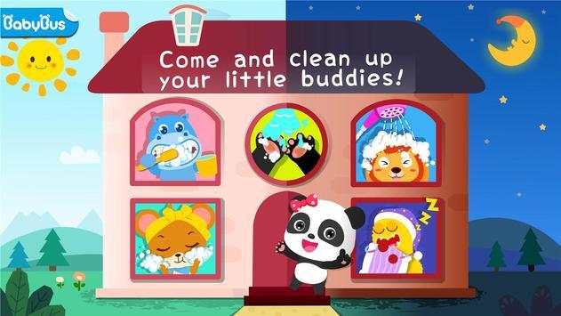 Kebiasaan Baik Panda Kecil screenshot 12